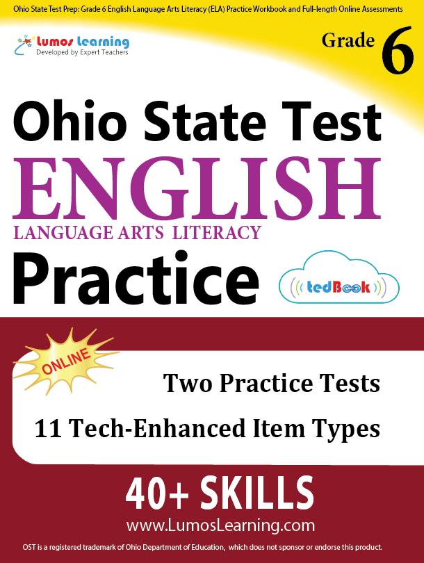 Grade 6 OST English Language Arts Practice