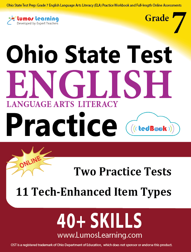 Grade 7 OST English Language Arts Practice