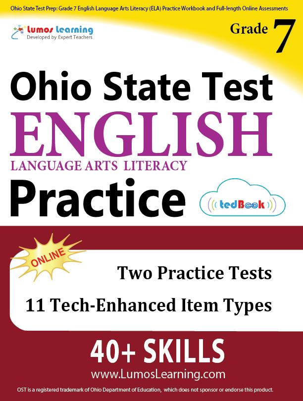Grade 7 OST English Language Arts Practice