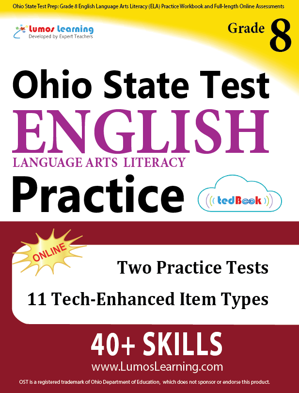 Grade 8 OST English Language Arts Practice