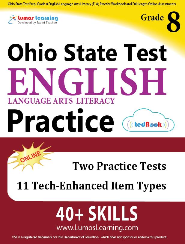 Grade 8 OST English Language Arts Practice