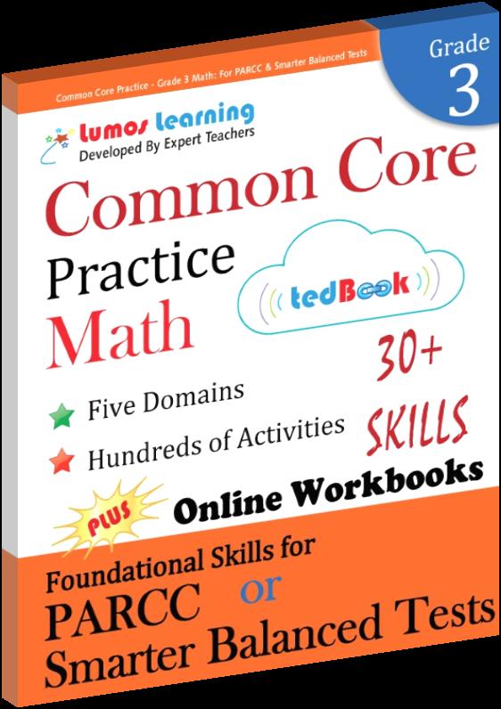 Grade 3 Common Core Practice Mathematics