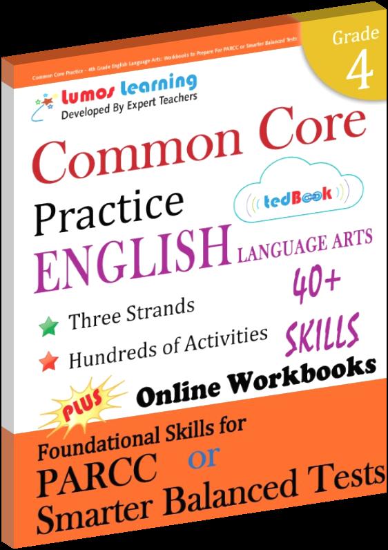 Grade 4 Common Core Practice English Language Arts Practice