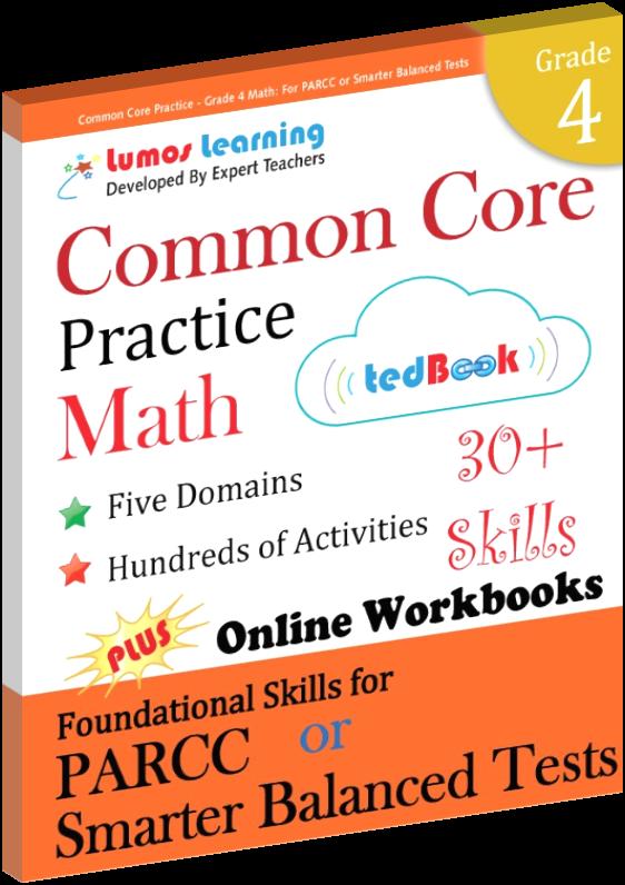 Grade 4 Common Core Practice Mathematics