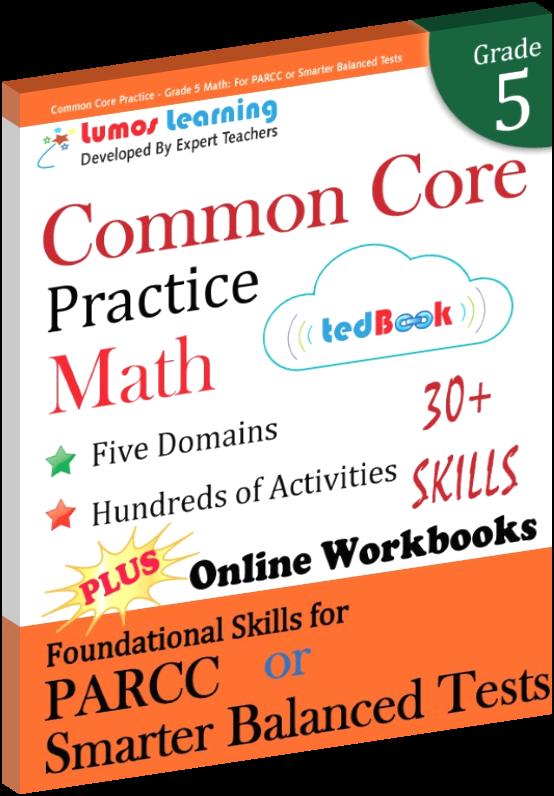 Grade 5 Common Core Practice Mathematics