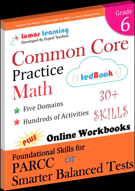 Grade 6 Common Core Practice Mathematics