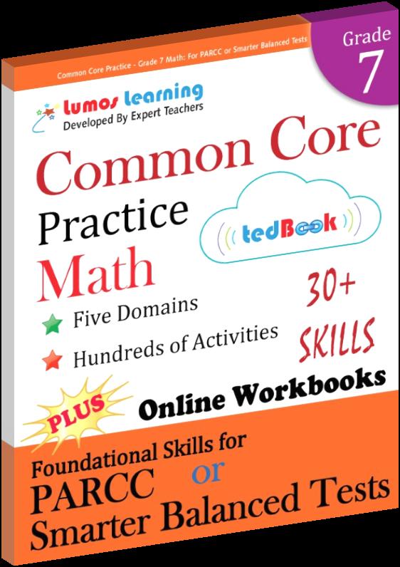 Grade 7 Common Core Practice Mathematics