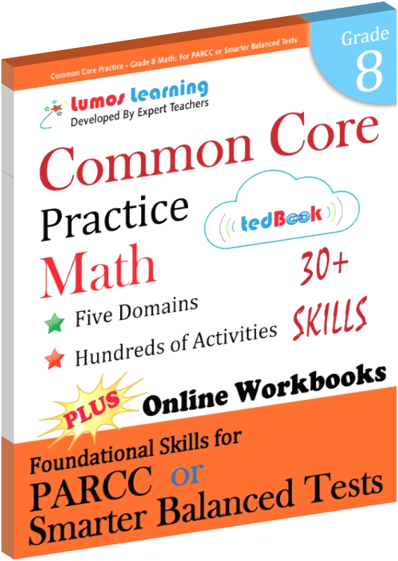 Grade 8 Common Core Practice Mathematics