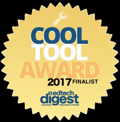 Lumos StepUp EdTech Cool Tool Award Finalist