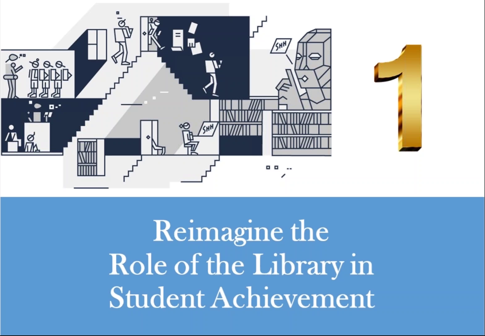 How to reimagine the role of the library in student achievement