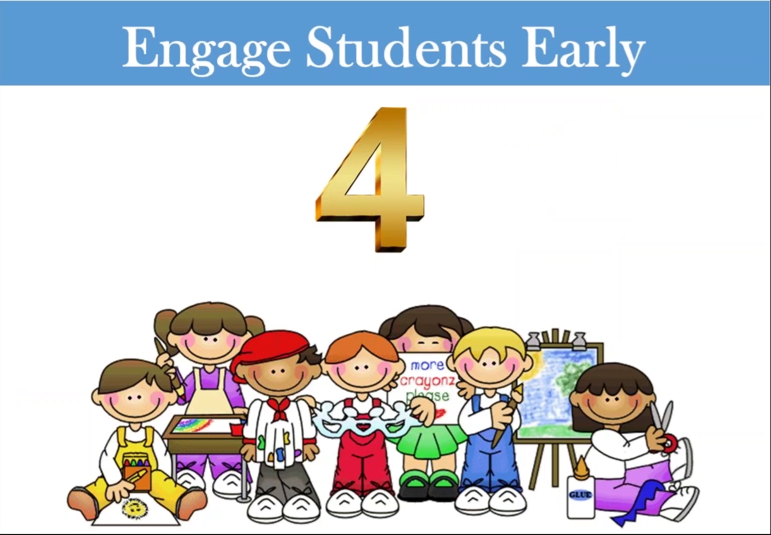 Engaging students early