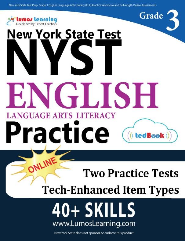 Grade 3 ELA NYST tedbook sample