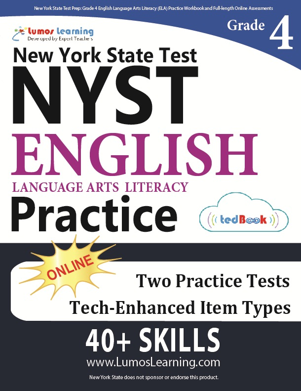 Grade 4 ELA NYST tedbook sample