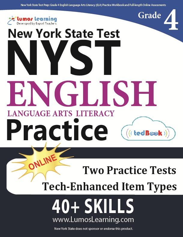 Grade 4 ELA NYST tedbook sample