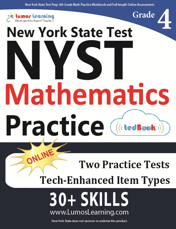 Grade 4 Math NYST tedbook sample