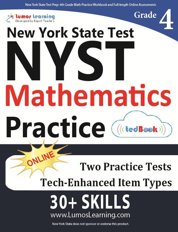 Grade 4 Math NYST tedbook sample