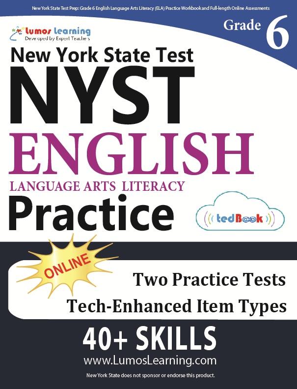 Grade 6 ELA NYST tedbook sample