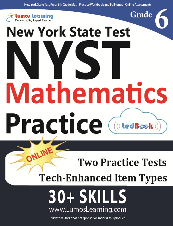 Grade 6 Math NYST tedbook sample