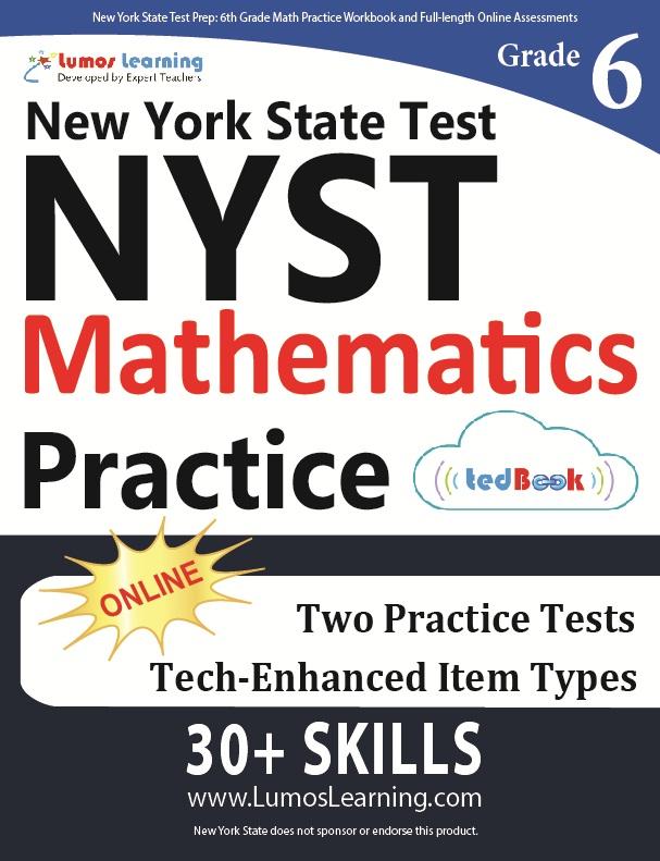 Grade 6 Math NYST tedbook sample