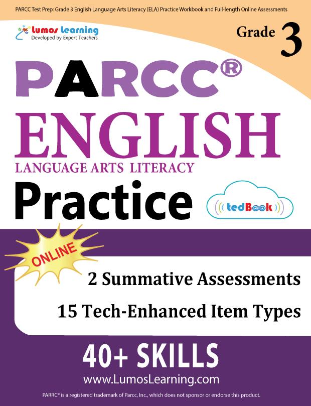 Grade 3 PARCC English Language Arts