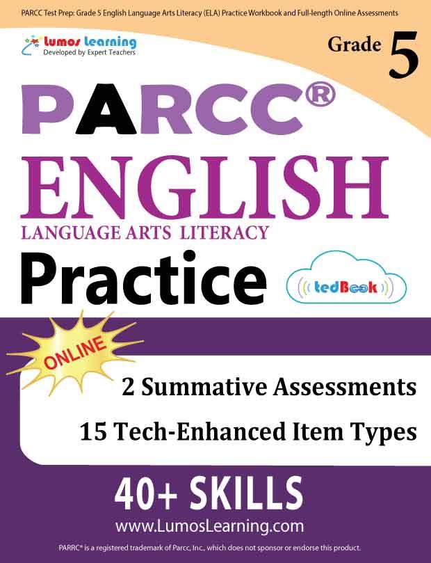 Grade 5 PARCC English Language Arts Practice