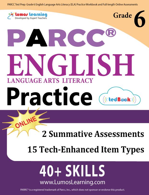 Grade 6 PARCC English Language Arts Practice