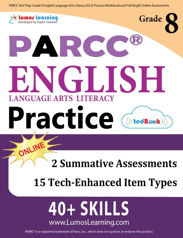 Grade 8 PARCC English Language Arts Practice