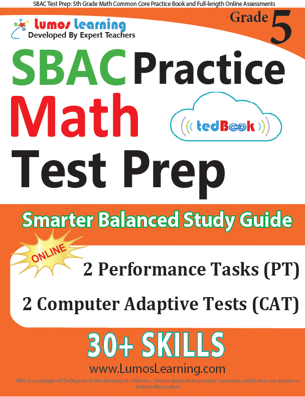 Grade 5 SBAC Mathematics