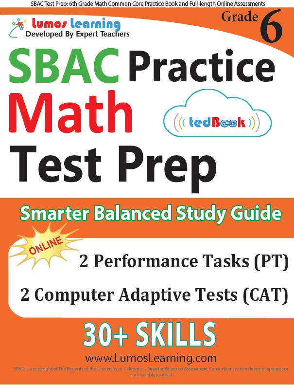Grade 6 SBAC Mathematics