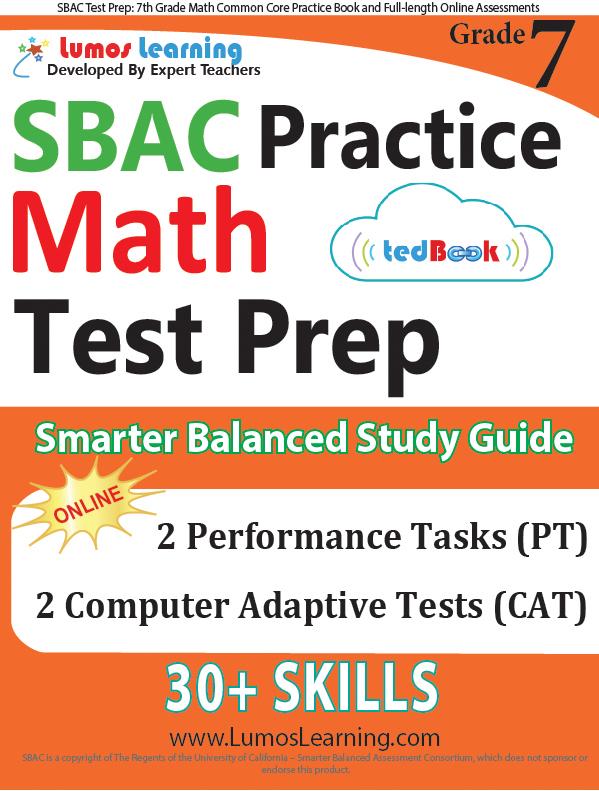 Grade 7 SBAC Mathematics