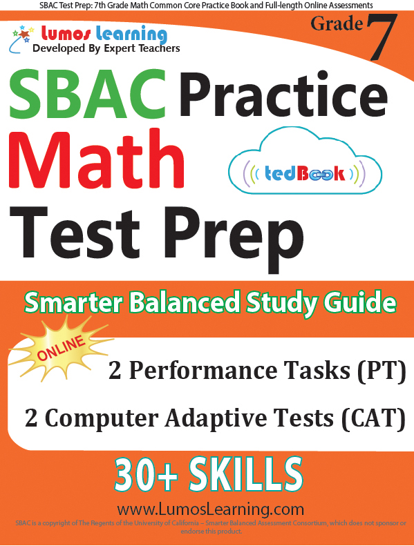 Grade 7 SBAC Mathematics