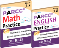 PARCC Practice Workbook Sample