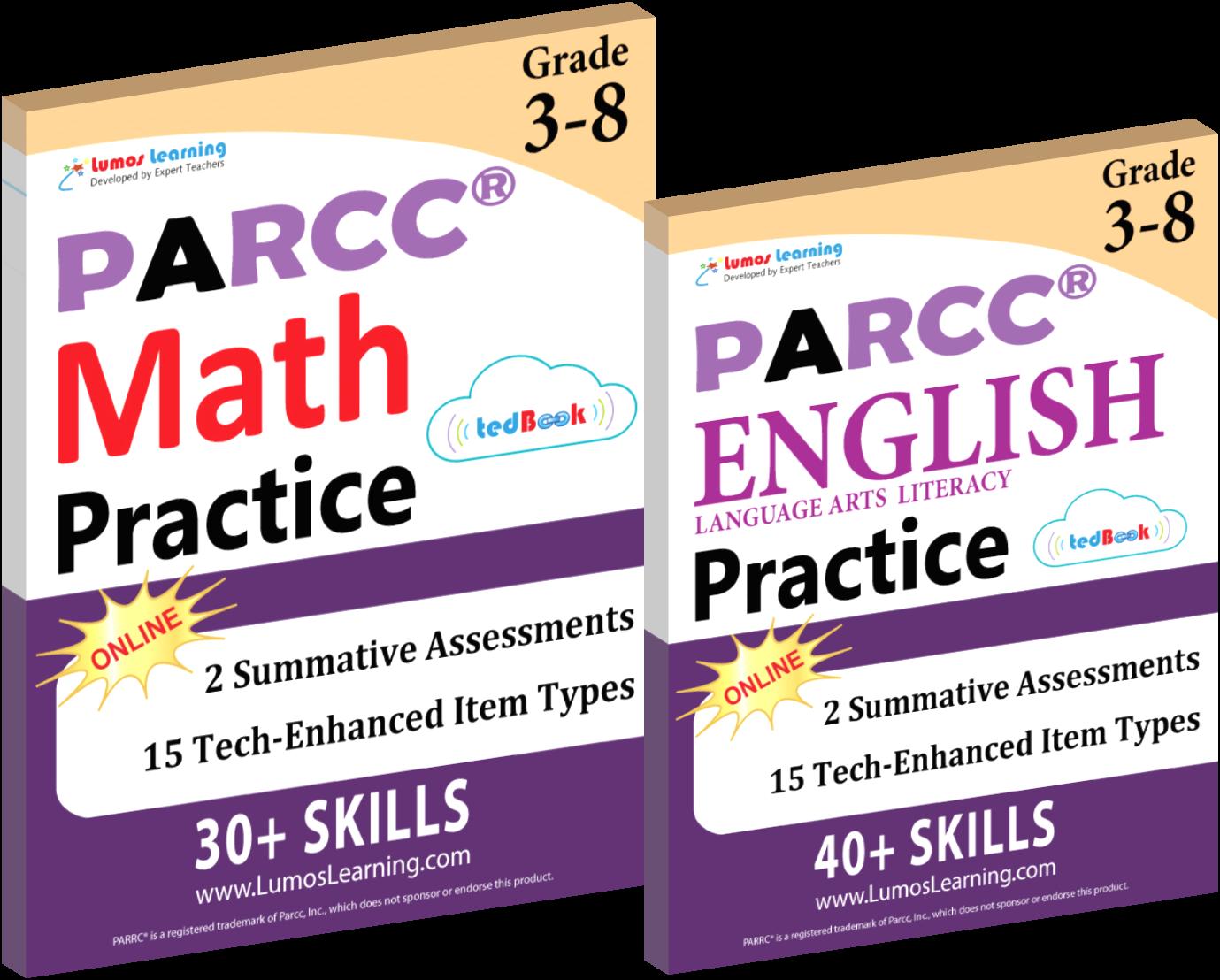 Lumos tedBook™ School Edition: English Language Arts for PARCC