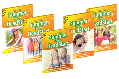 Summer Learning HeadStart Books