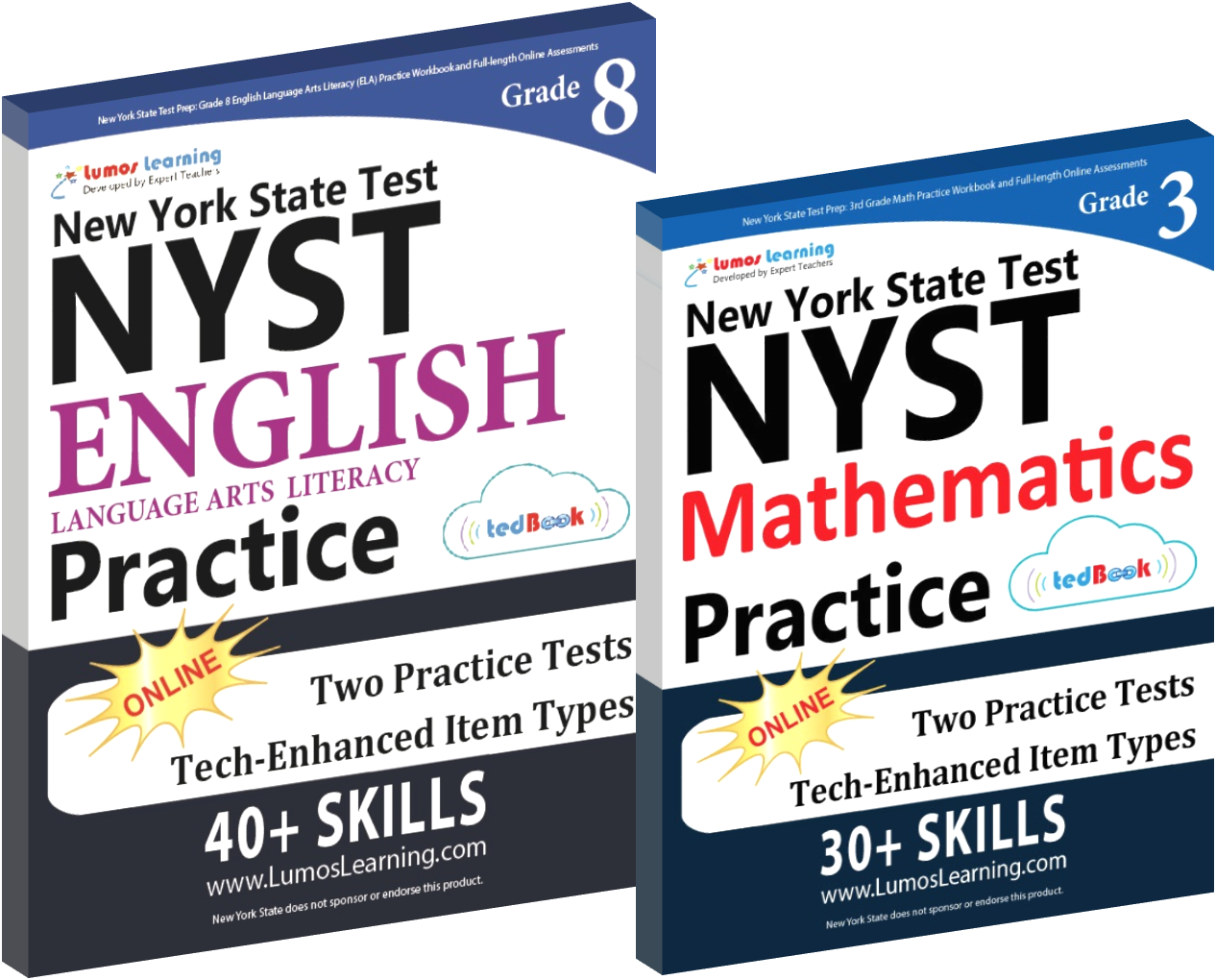 New York State Assessments 2017-18 Practice Tests and Sample