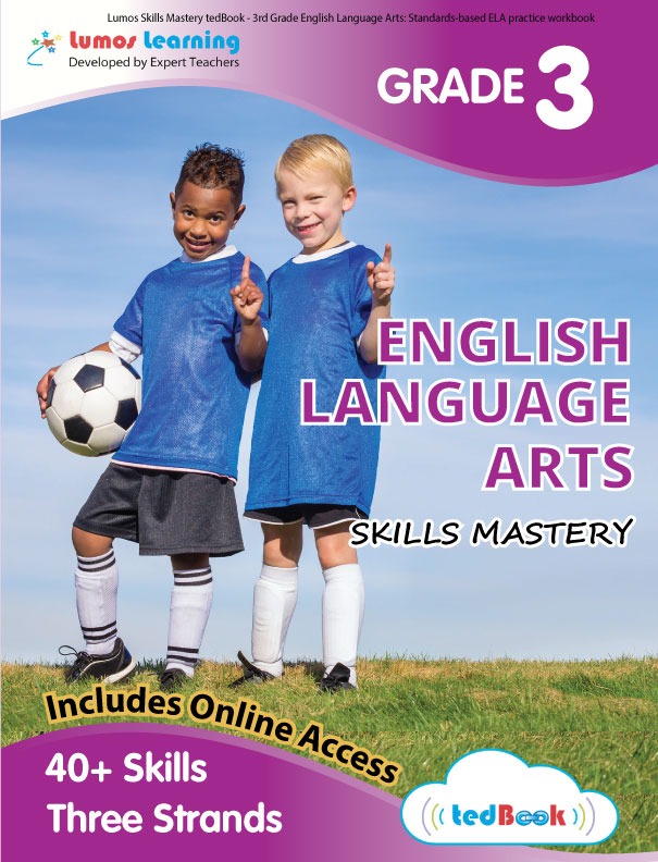 Grade 3 Skills Mastery English Language Arts