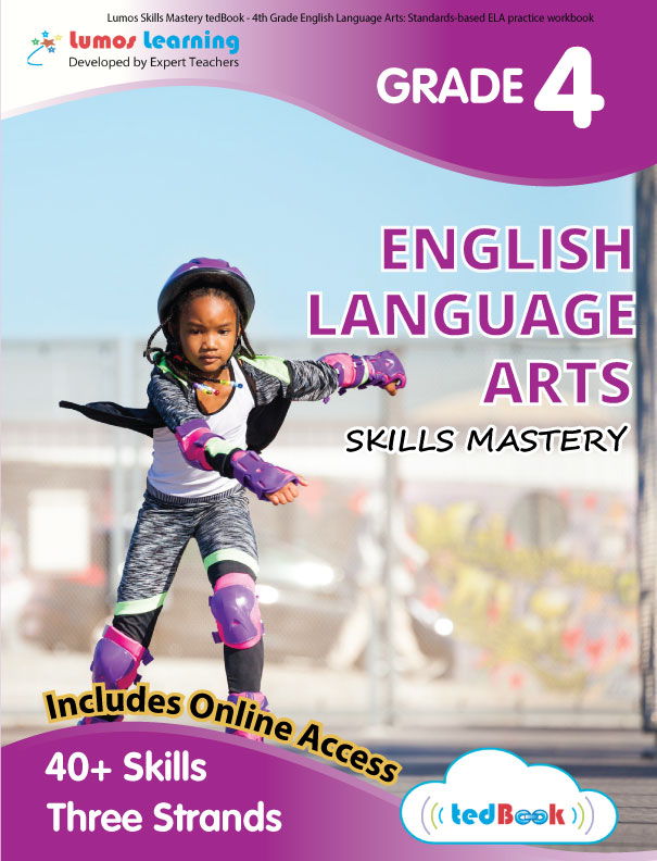 Grade 4 Skills Mastery English Language Arts Practice
