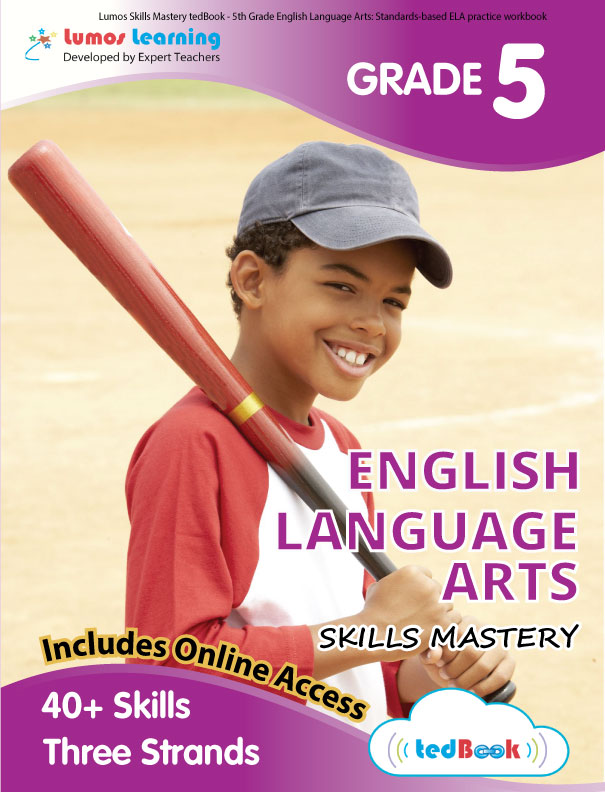Grade 5 Skills Mastery English Language Arts Practice