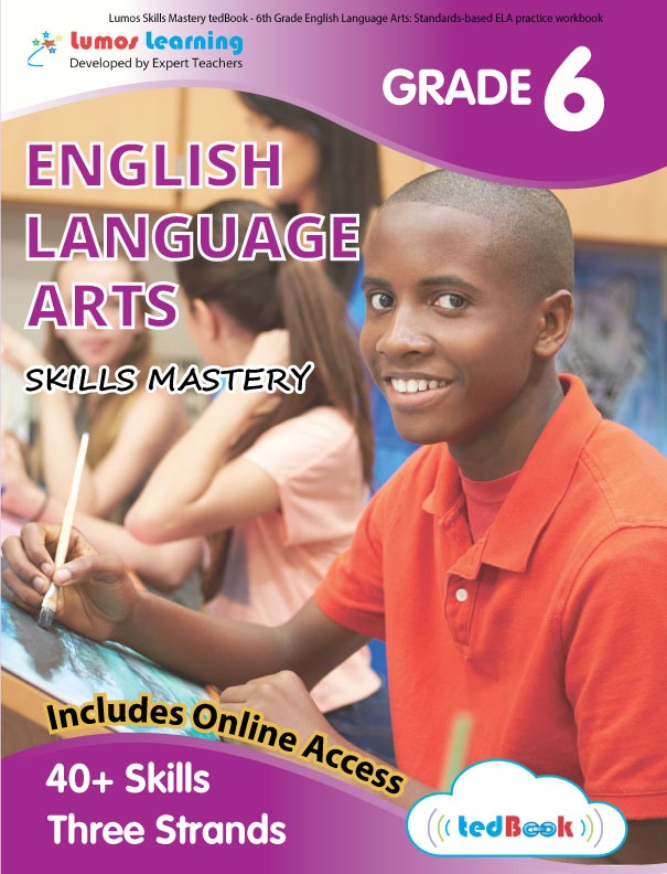 Grade 6 Skills Mastery English Language Arts Practice