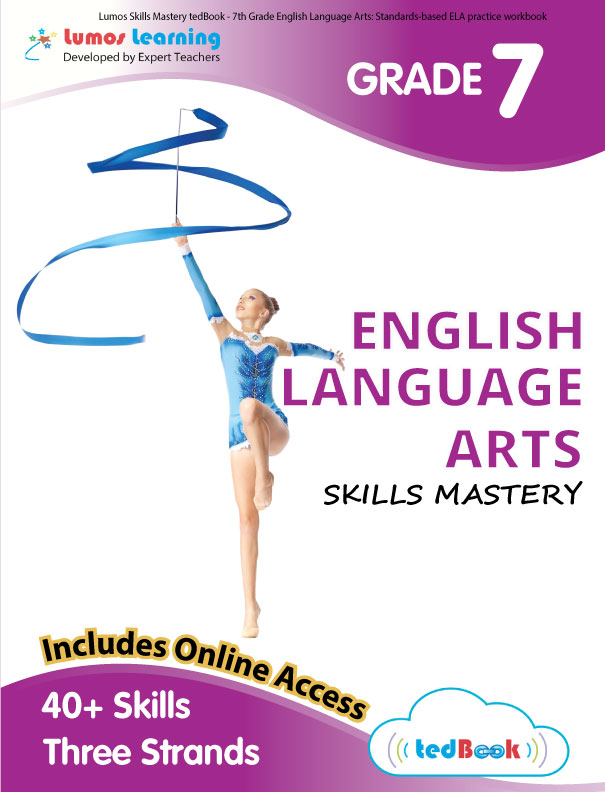 Grade 7 Skills Mastery English Language Arts Practice