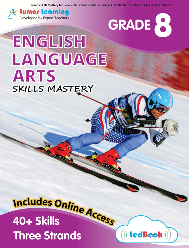 Grade 8 Skills Mastery English Language Arts Practice