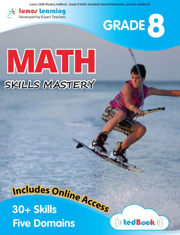 Grade 8 Skills Mastery Mathematics