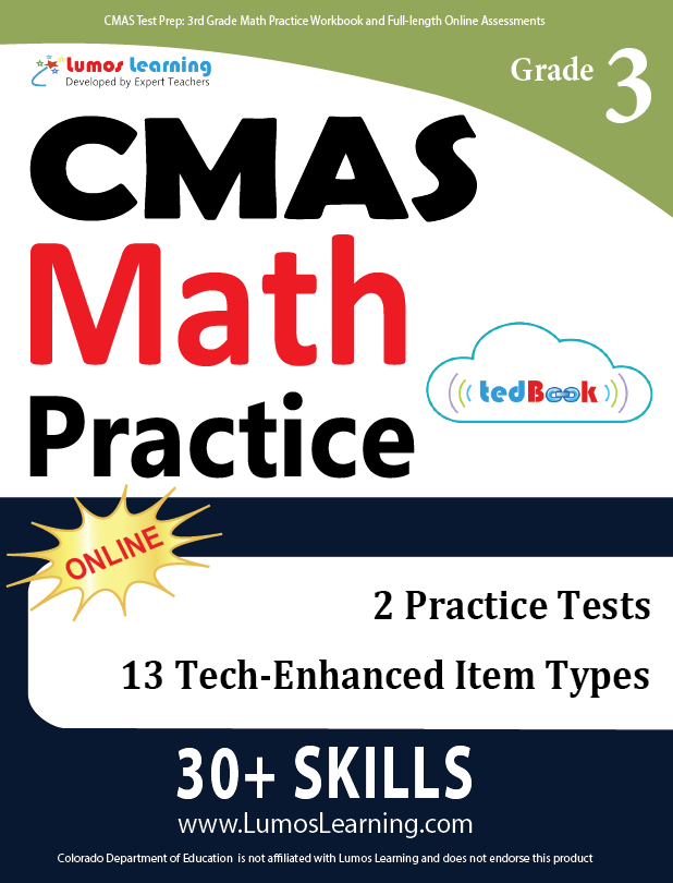 Grade 3 CMAS Mathematics