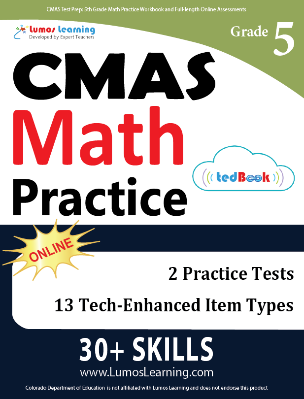 Grade 5 CMAS Mathematics