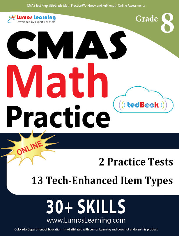Grade 8 CMAS Mathematics