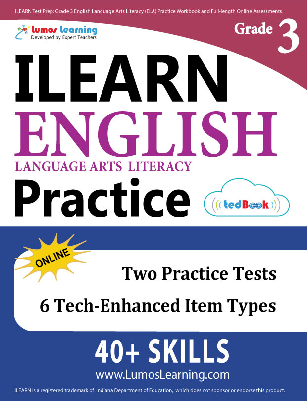 Grade 3 ILEARN English Language Arts