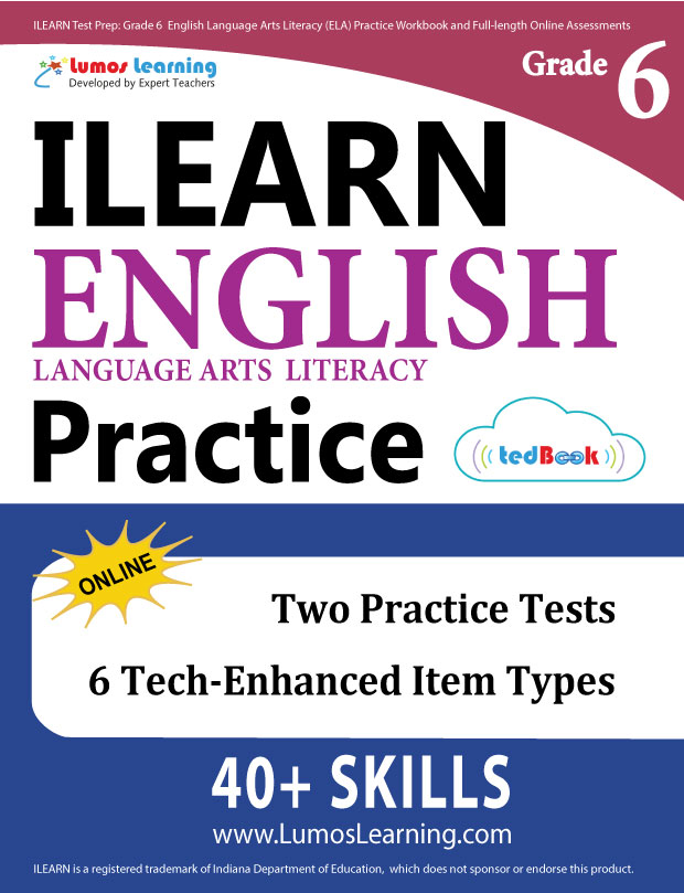 Grade 6 ILEARN English Language Arts Practice