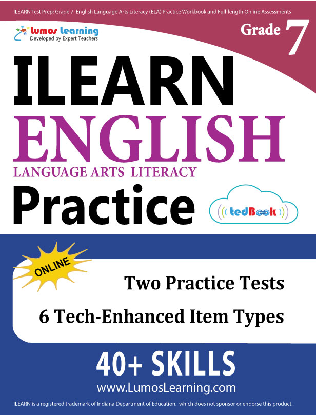 Grade 7 ILEARN English Language Arts Practice