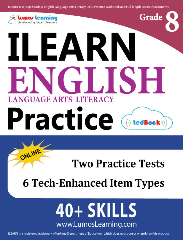 Grade 8 ILEARN English Language Arts Practice