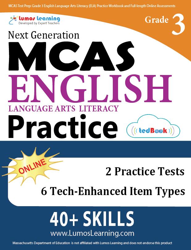 Grade 3 MCAS English Language Arts